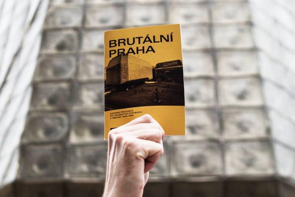 Publikace Brutální Praha