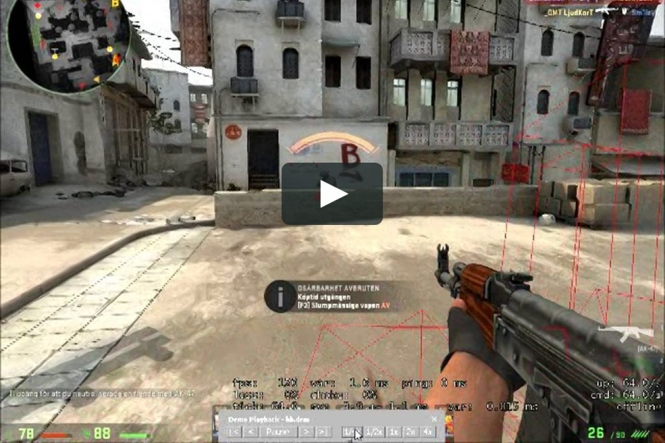 Ze hry Counter-Strike: Global Offensive