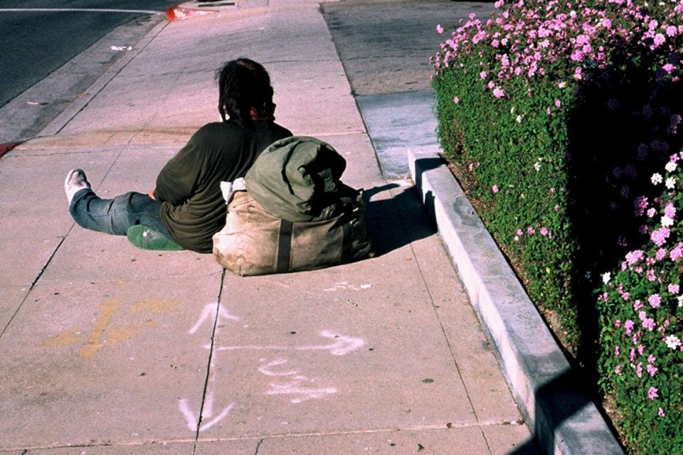 Bezdomovci – lidé bez domova – bez domova