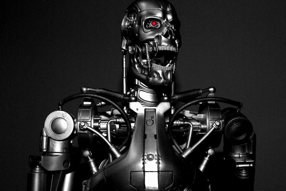 Terminátor - robot - vláda robotů