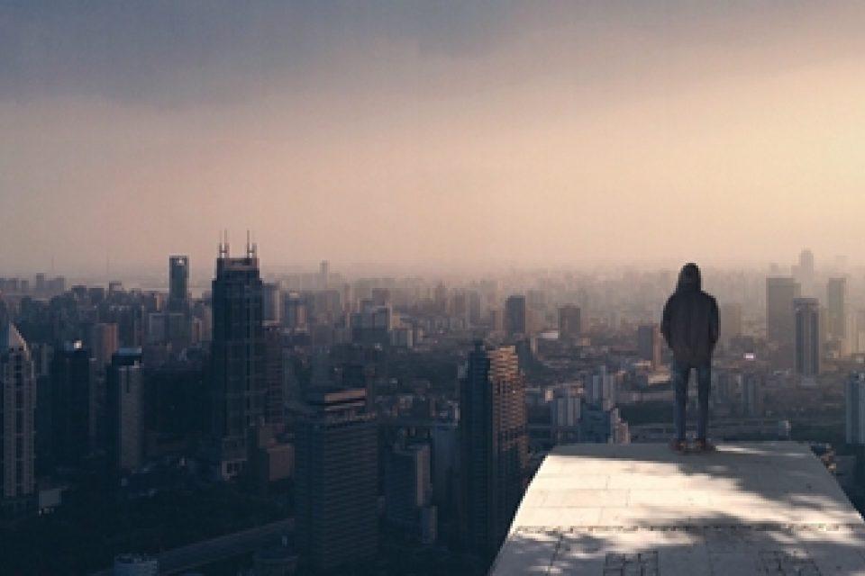 město - ve měste