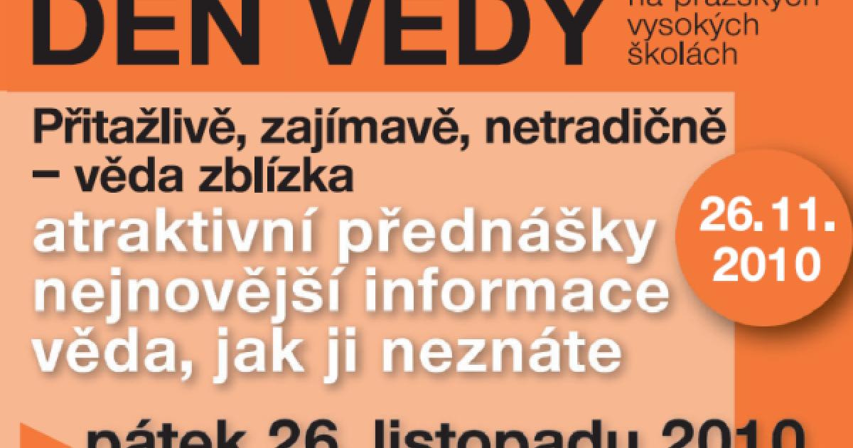 Universum a pražský Den vědy  23b0c57c3c3