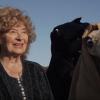 Z videoklipu Shirley Collins k písni Death and the Lady