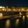 Vizualizace architektonického řešení náplavky Rašínova nábřeží