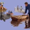 Po sametu: Povodně