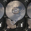 Pavel Mrkus: Sky Backup, videoinstalace, 2011 (majetek autora)